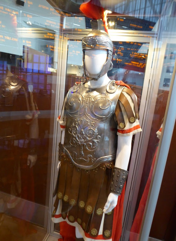 Roman Centurion film costume Hail Caesar