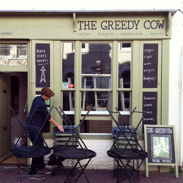 The Greedy Cow - Margate Old Town