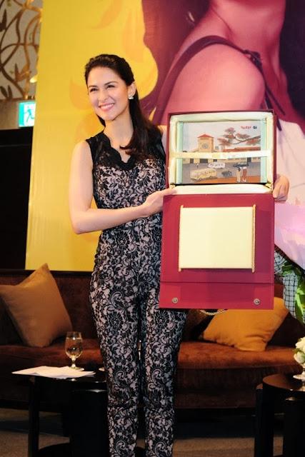 Gương mặt thiên thần của mỹ nhân Marian Rivera Phillipines