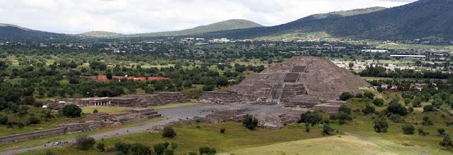 teotihuacan piramide luna avenue dead