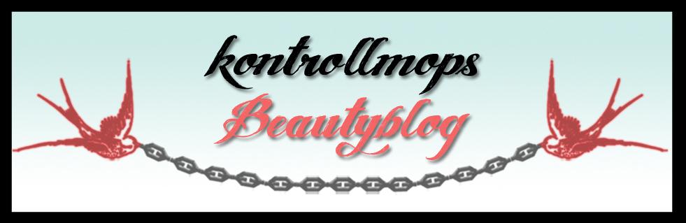 kontrollmops' Beautyblog