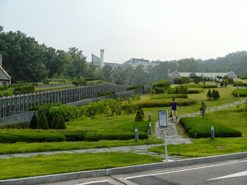 Ewha University Summer Studies Travel Seoul Edae lunarrive singapore Beautiful Photography Landscape
