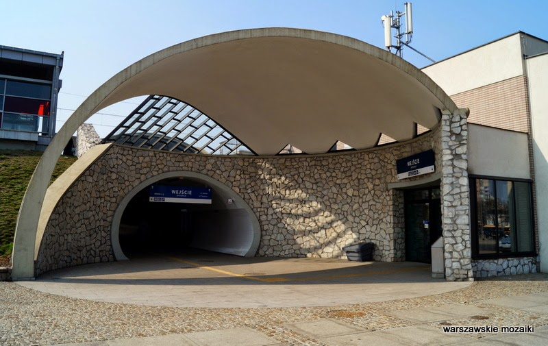 Praga Południe linia średnicowa Warszawa kolej stacja dworzec Romanowicz