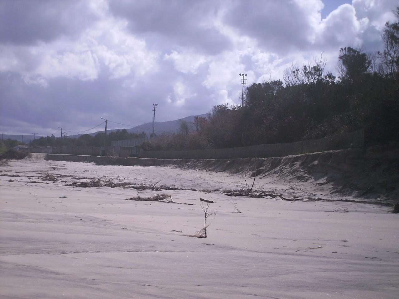 margem do rio âncora, junto ao campo do ancorense