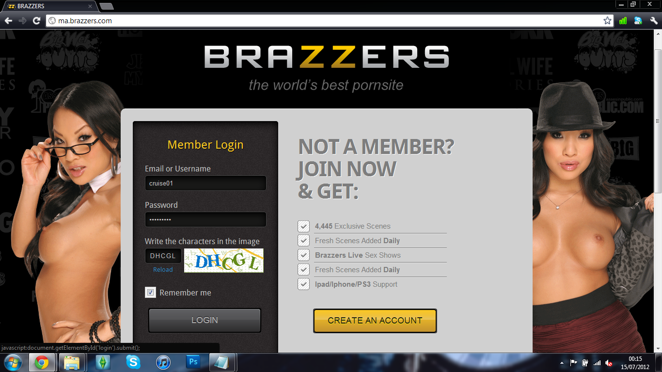 Working brazzer accounts