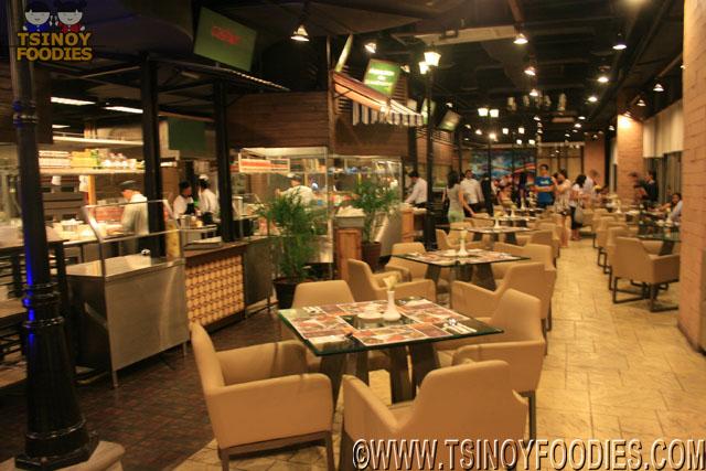 hotel h2o makan makan
