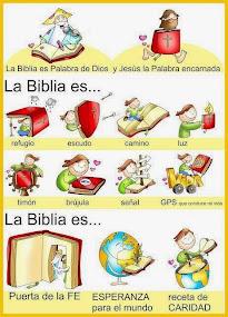 LA BIBLIA: Un libro que no te puede faltar