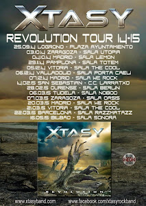 XTASY REVULUTIO TOUR 14-15