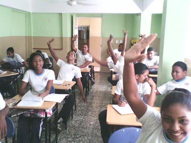ESTUDIANTES DE 4TO A 2012-2013
