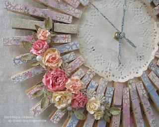 Часы на деревянной основе своими руками