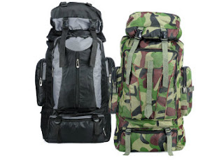 Buy Maps Rucksack Bag 50Ltr and 60Ltr At Rs.639 from Groupon  – BuyToEarn