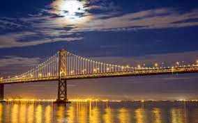 the new bay bridge span