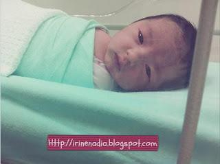 Gambar Anak Blogger Irine Nadia Marcello