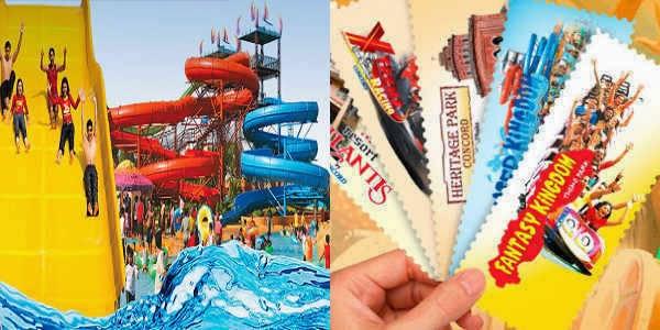 Water Kingdom ticket price of Fantasy Kingdom