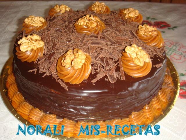 Baño Para Torta Infantil:de Baños y rellenos para torta a base de chocolate