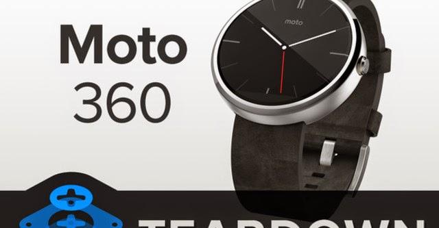 Pin Moto 360: dung lượng pin ít hơn quảng cáo