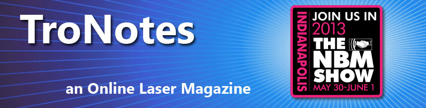 Trotec Laser Online Magazine