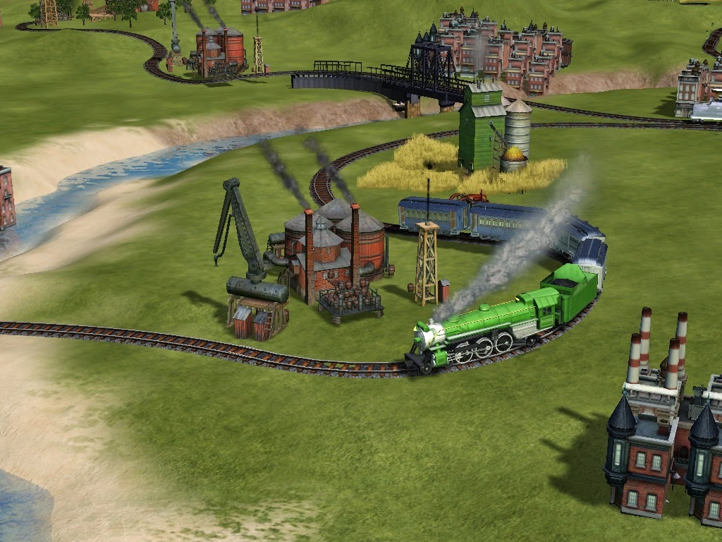 railroad tycoon 4 free download