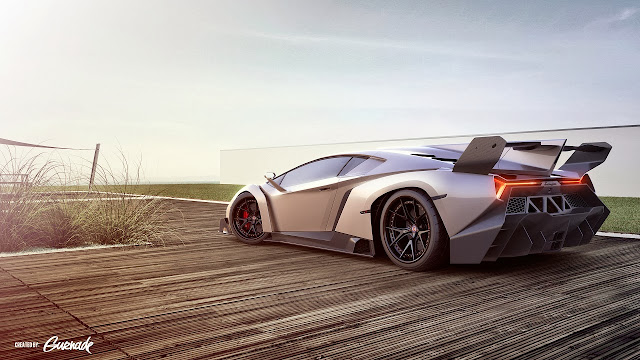 lamborghini veneno sports car wallpapers