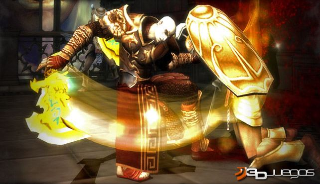 El rinc n del viciado la saga god of war for God of war 3 jardines del olimpo