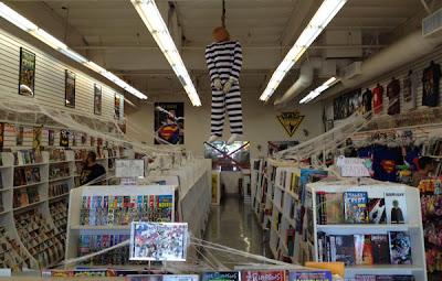 Retailers Share Feedback, Photos from Halloween ComicFest 2013 ...