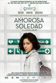 "Poster do filme ""Amorosa Soledad"""