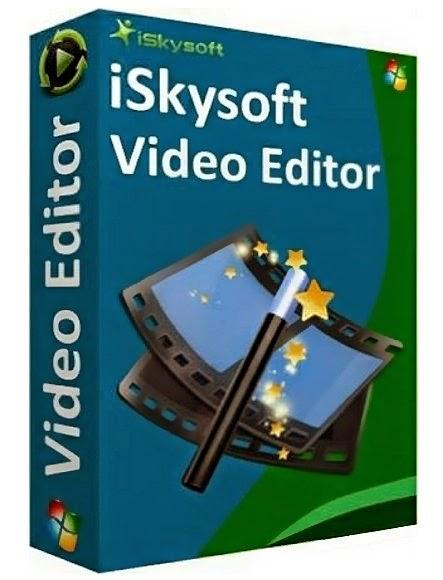 iSkysoft Video Editor 4.5.0.0 + Crack