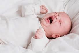Bayi Sering Bangun Malam