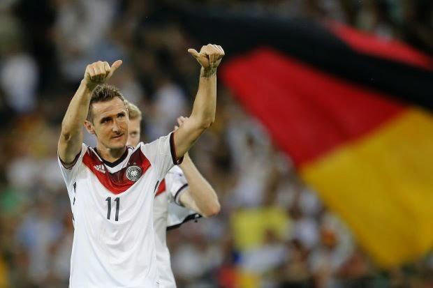 Pemegang Rekod Gol Sepanjang Zaman Piala Dunia