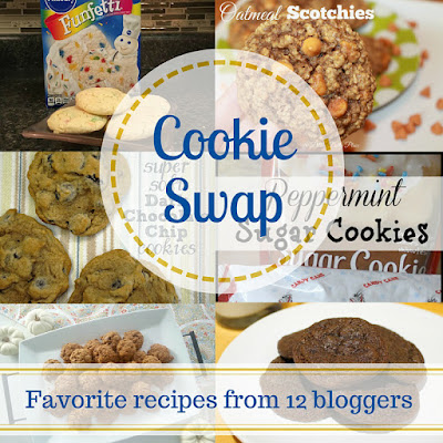 12 Favorite Cookie Recipes from your Tuesday Talk Hosts - www.sweetlittleonesblog.com