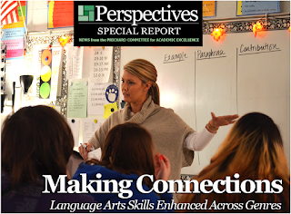 Making Connections: Language Arts Skills Enhanced Across Genres