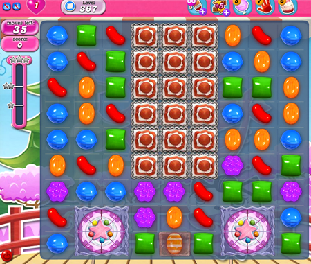 Candy Crush Saga 367