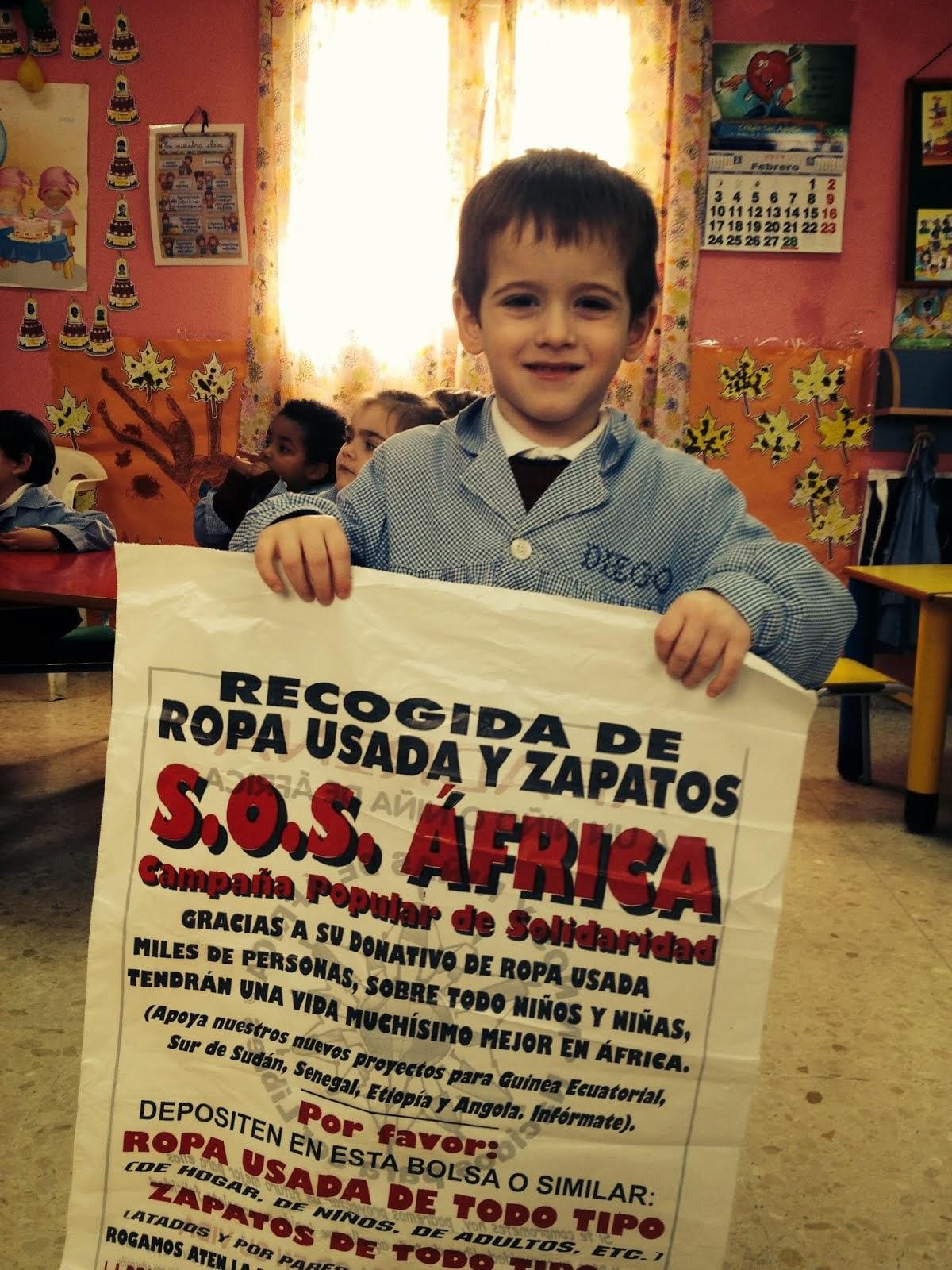 SOS, ÁFRICA