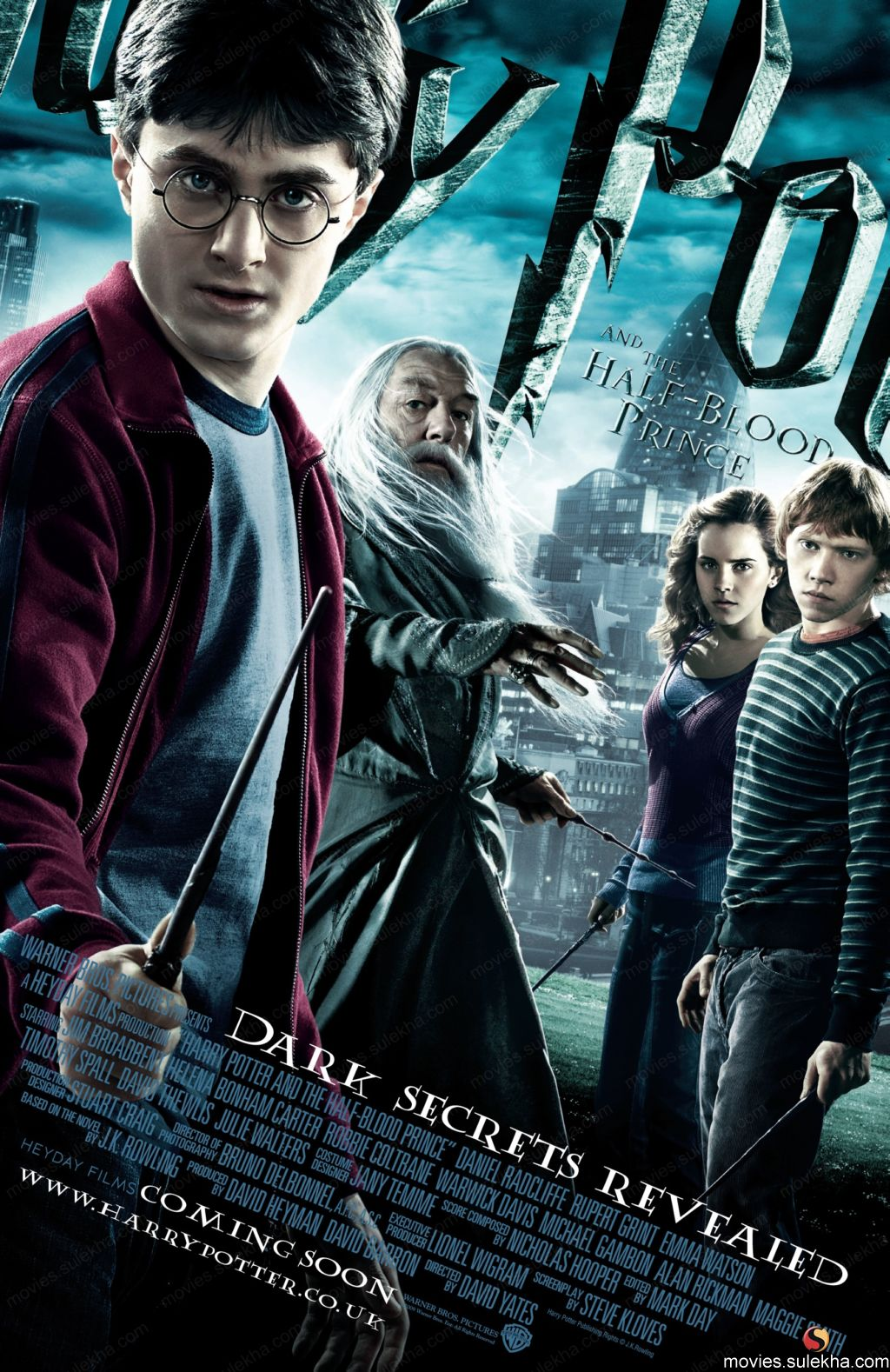 ... Potter 6 - Harry Potter and the Half-Blood Prince Subtitle Indonesia