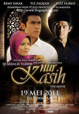 Filem nur kasih the movie 2011,tonton nur kasih the movie online