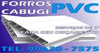 FORRO DE PVC