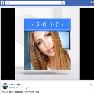 facebook com - müjdat demir - 2017 yılına bakış