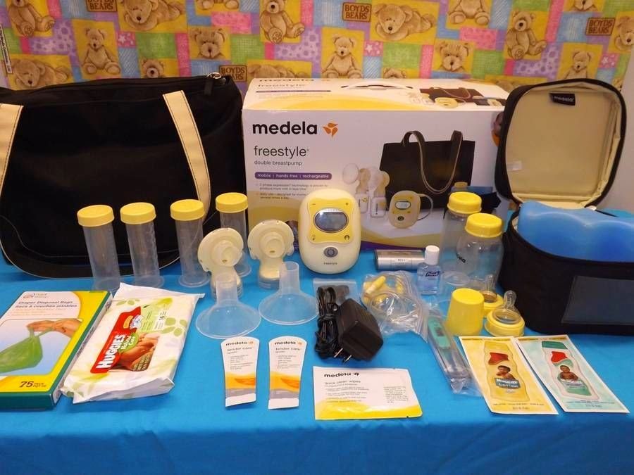 """Gently Used"""" Medela Freestyle Breast Pump FREE SHIPPING"""