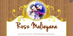 Tempahan Design Blog Rosz Malieyana