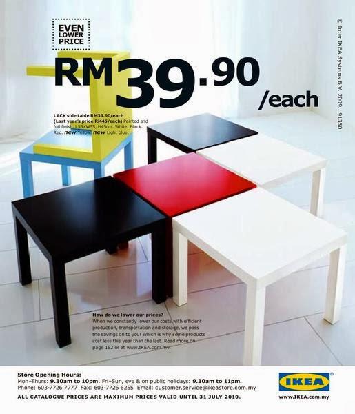 Ikea Malaysia Catalog 2012