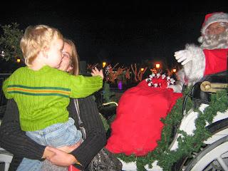 Christmas in Agia Napa Cyprus