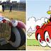 Το αυτοκίνητο του Ντοναλντ Ντακ υπάρχει στ' αλήθεια [εικόνες + βίντεο]