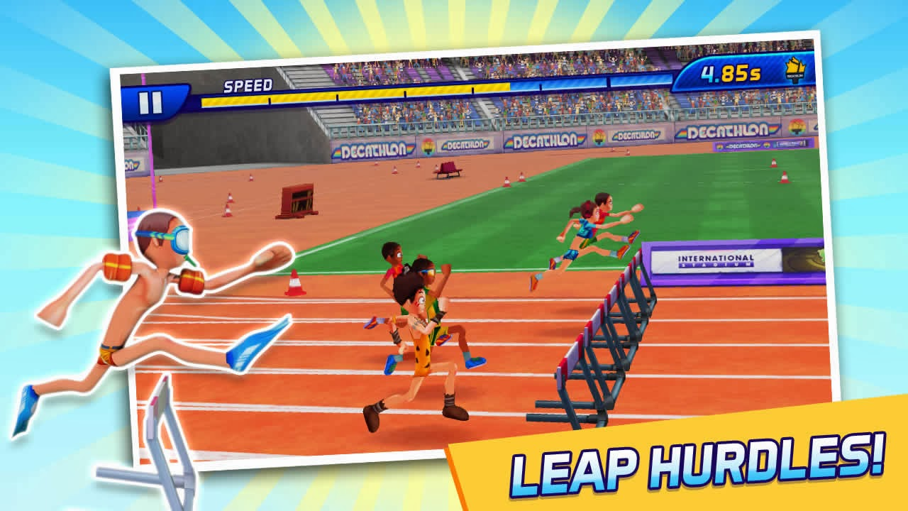 The Activision Decathlon v1.1.6 Android Hile MOD APK indir