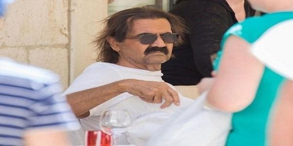 الاسرة الحاكمة تنفى خبر وفاة الشيخ خليفة حاكم قطر السابق