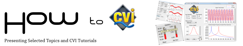 How To - CVI