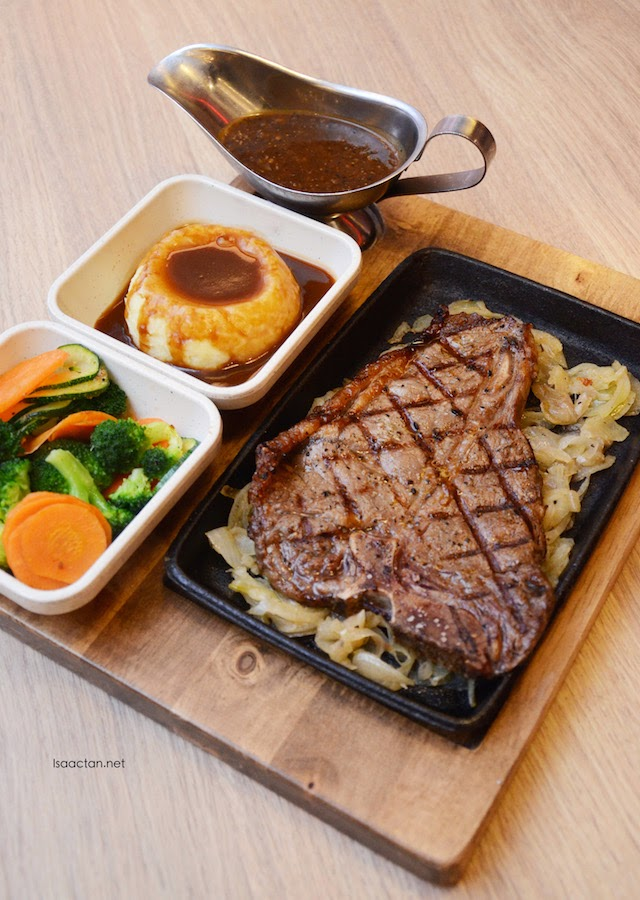 T-Bone Steak - RM38.05