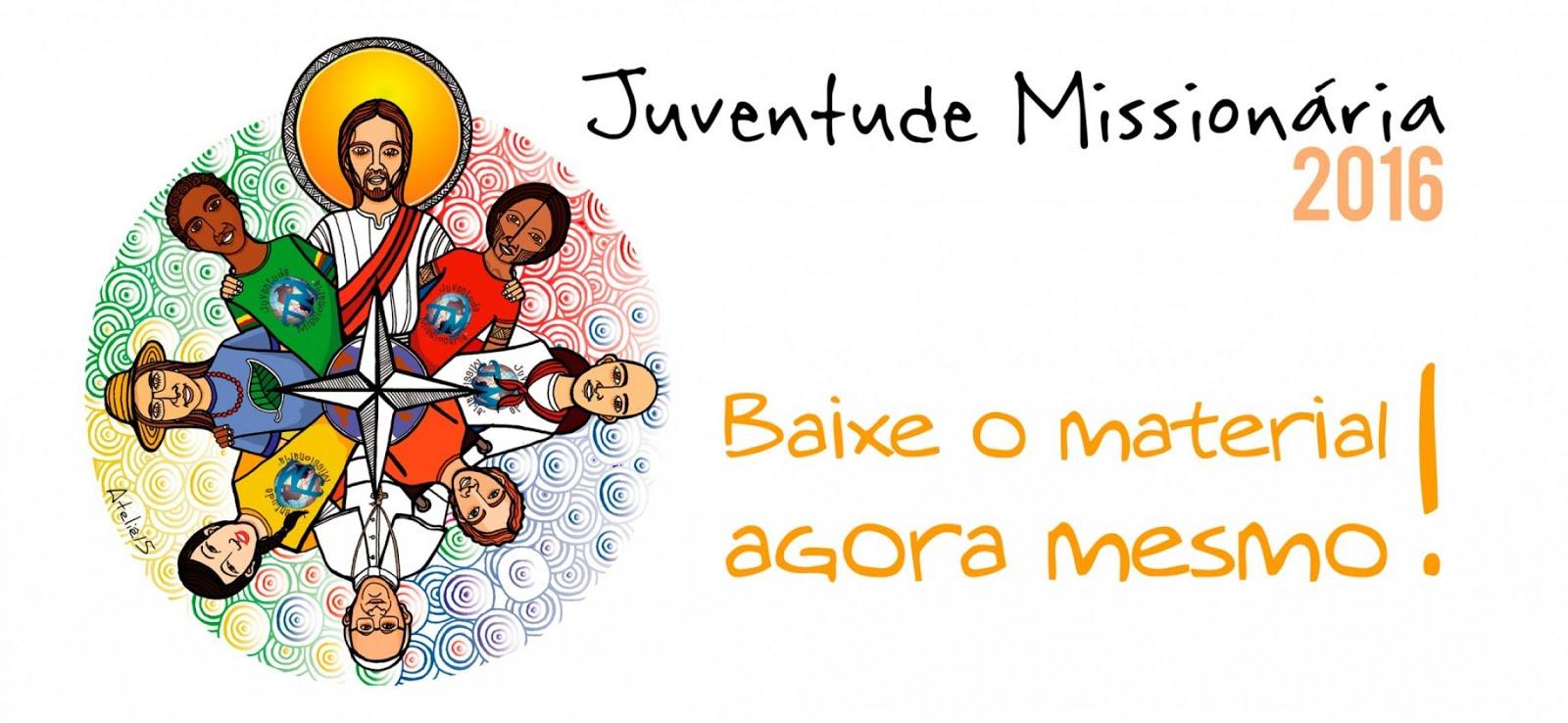 Jornada Jovem Missionário 2016