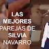 VÍDEO: Las parejas de Silvia Navarro en la ficción