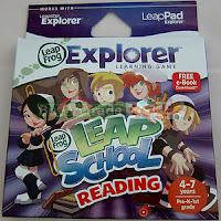 leapfrog leappad cartridge games
