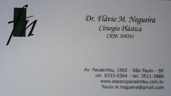 Dr. Flávio M. Nogueira cirurgia plástica